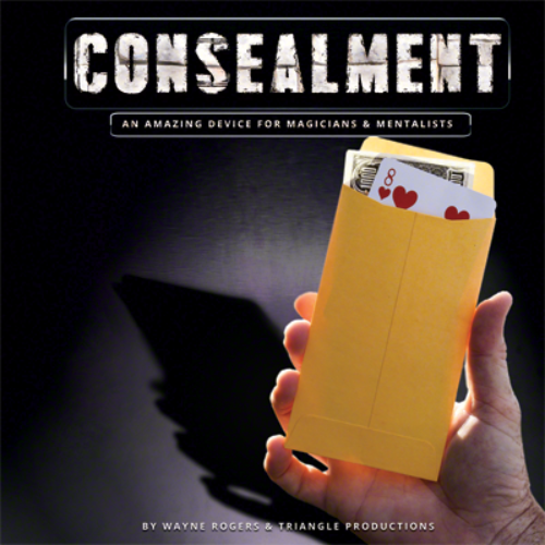 콘세일먼트(DVD포함) ConSealment by Wayne Rogers콘세일먼트(DVD포함) ConSealment by Wayne Rogers
