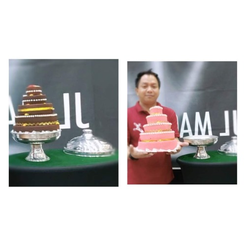 나타나는케이크(Appearing Cake Set (pan and cake))나타나는케이크(Appearing Cake Set (pan and cake))