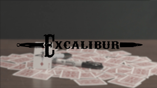 Excalibur*** by Chris Yu & Magic ActionExcalibur*** by Chris Yu & Magic Action