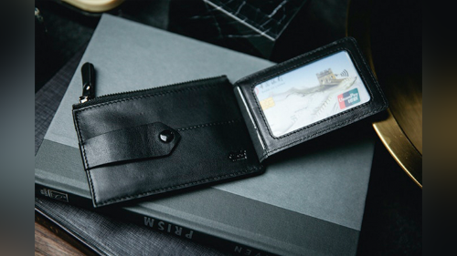 The Edge Wallet (Black)*** by TCCThe Edge Wallet (Black)*** by TCC
