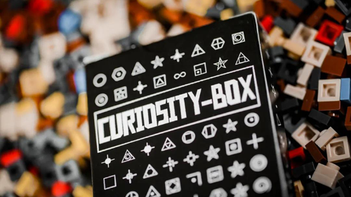 Curiosity Box*** by TCCCuriosity Box*** by TCC