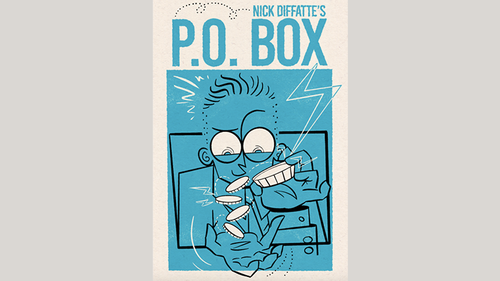 Nick Diffatte's P.O. Box (Gimmicks and Online Instructions) - Trick